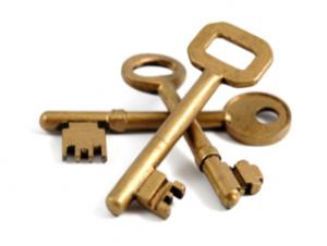 3-nycklar